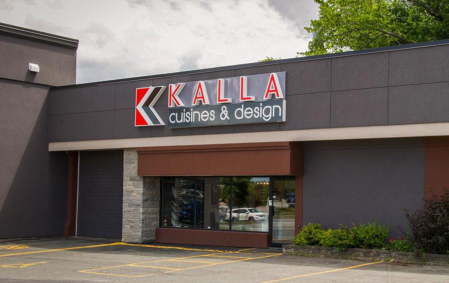 Design & Conception Armoires Cuisine & Mobilier sur mesure | Kalla