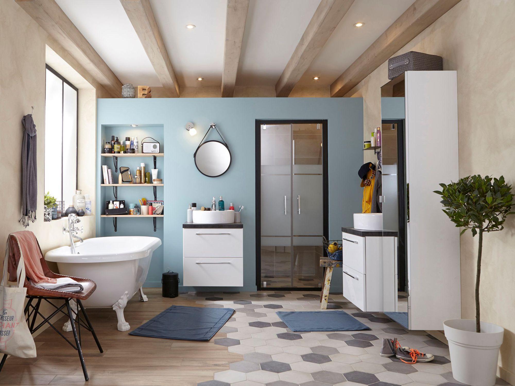 Comment Aménager Une Salle De Bain Pour Toute La Famille Kalla - Comment amenager une salle de bain
