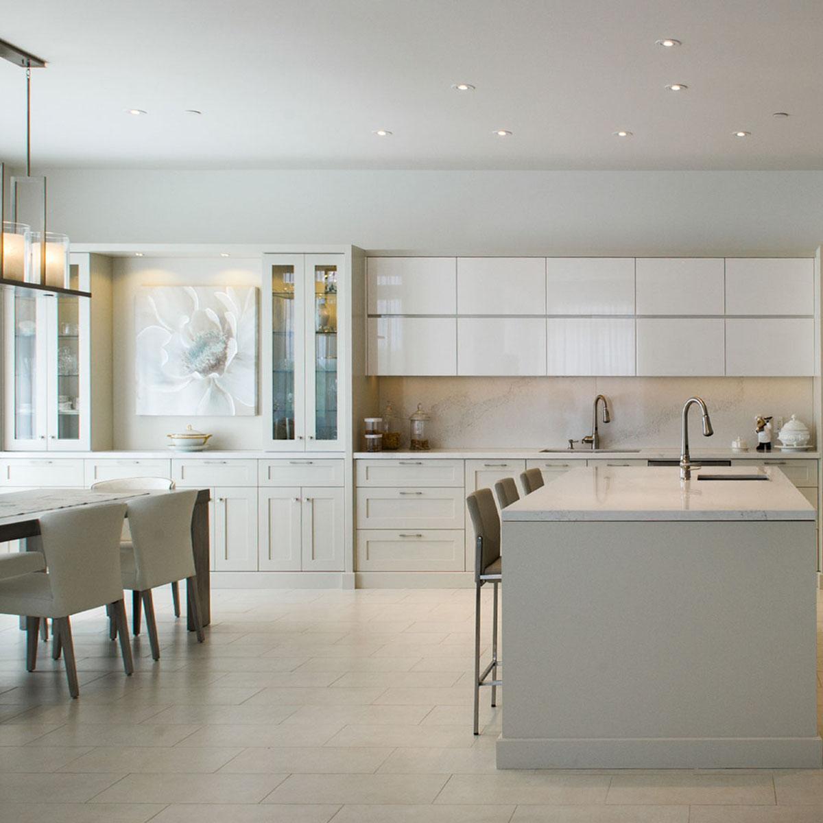 Design conception armoires cuisine mobilier sur mesure kalla for Mobilier cuisine design
