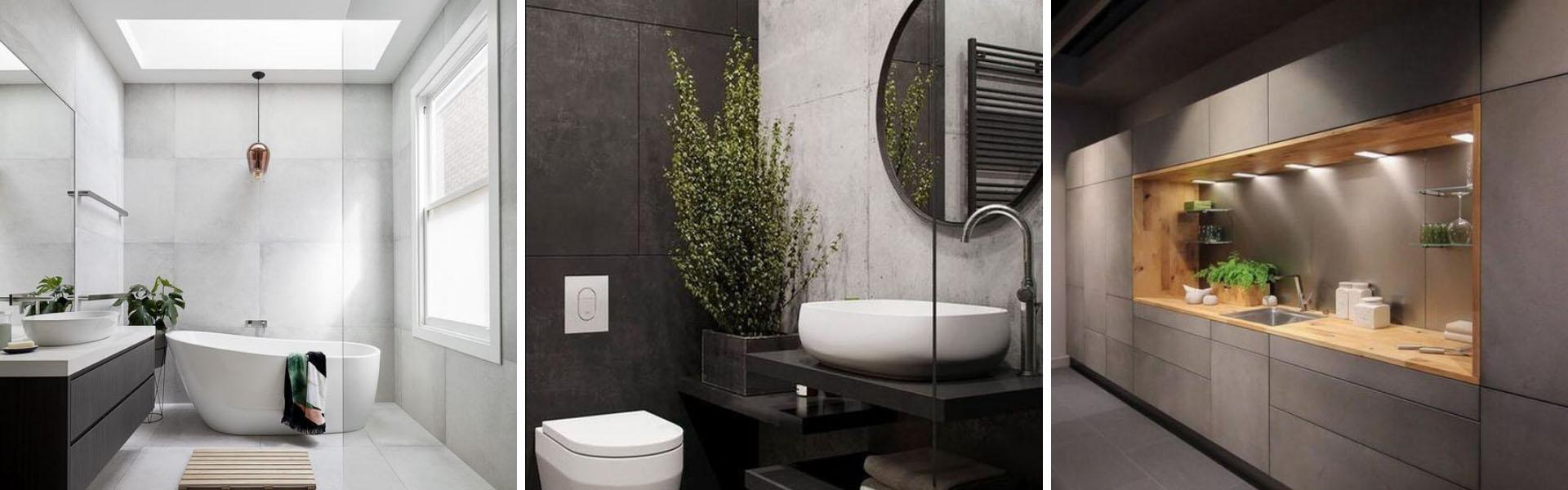 Les couleurs tendance 2020 int grer votre d cor - Tendance couleur salle de bain 2020 ...