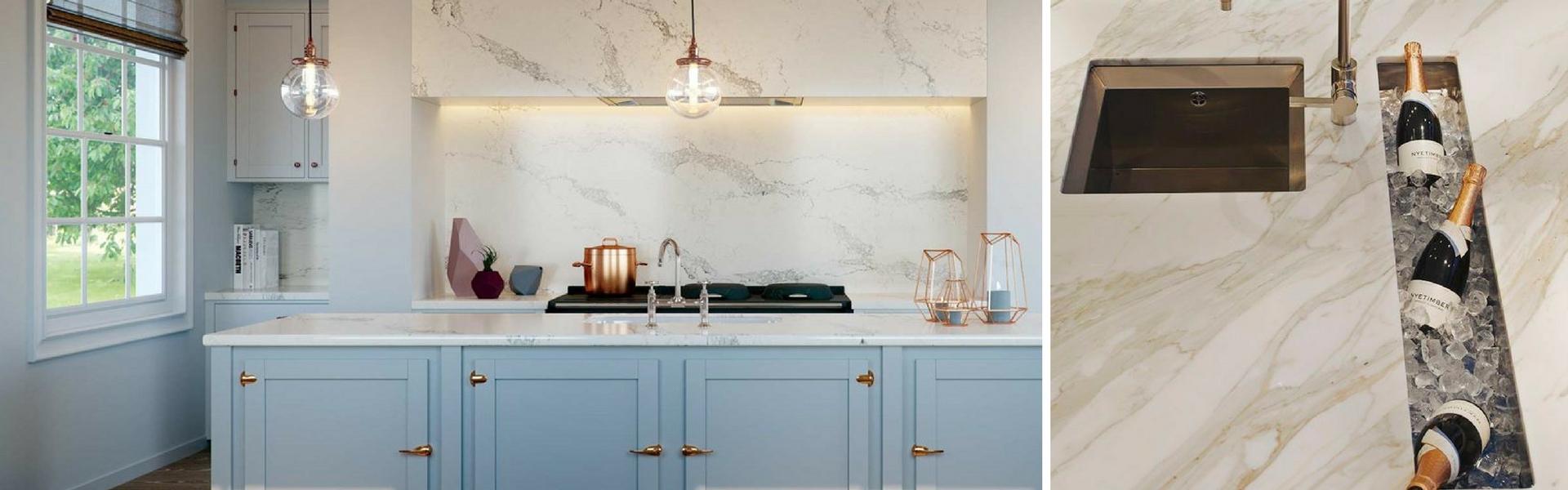 Comment Installer Un Comptoir De Cuisine les comptoirs en quartz ont la cote | kalla cuisine design