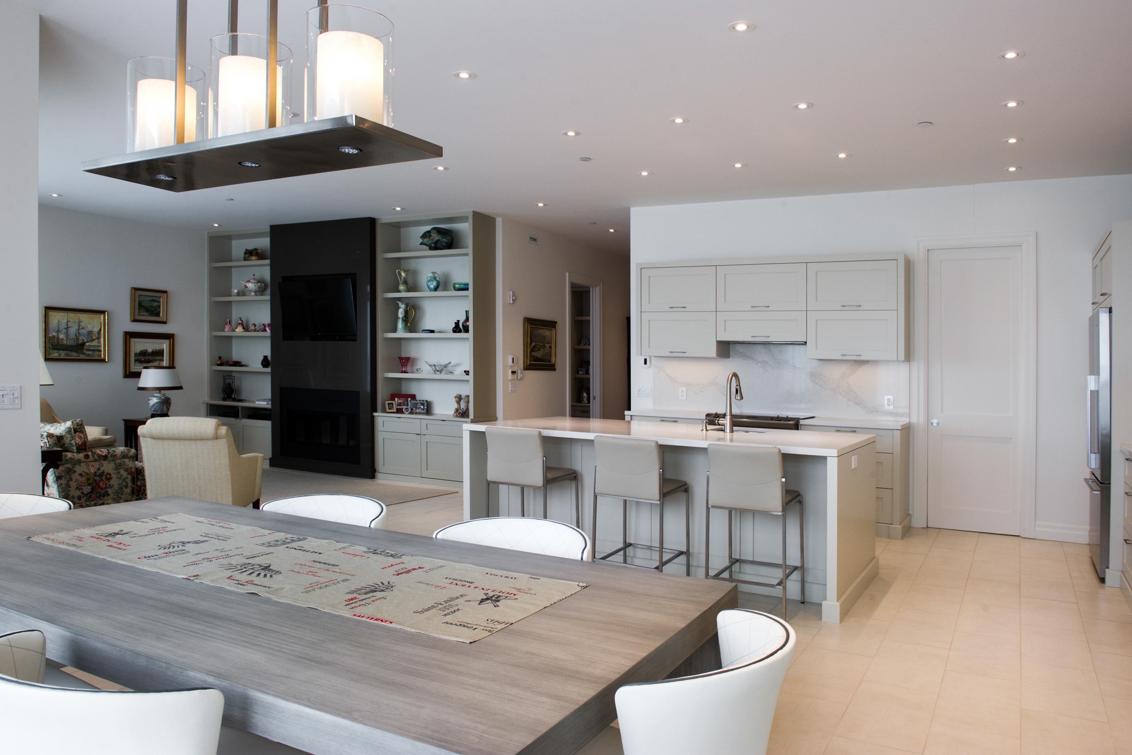 Du mobilier sur mesure pour toutes les pi ces de la maison kalla cuisine design - Mobilier cuisine design ...